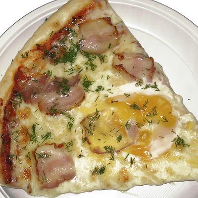 пицца для ресторана рецепты